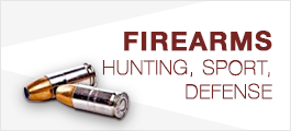 Firearms - Hunting, Sport, Defense