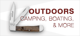 Outdoors - Camping, Boating, and More